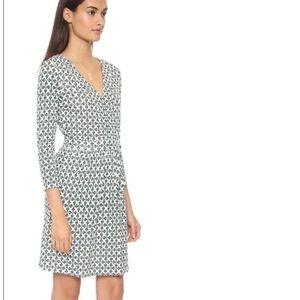 Tory Burch Chain Print Casual Dress